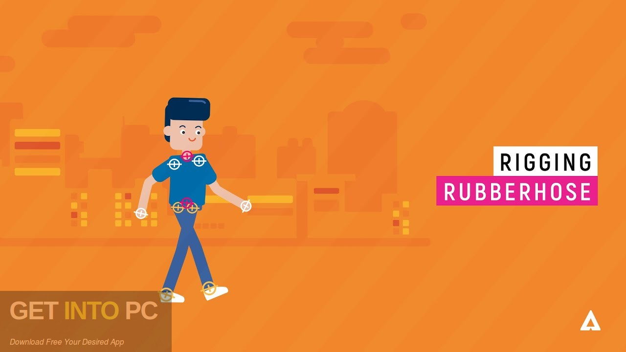 RubberHose v1.0 for Adobe After Effects Offline Installer Download-GetintoPC.com