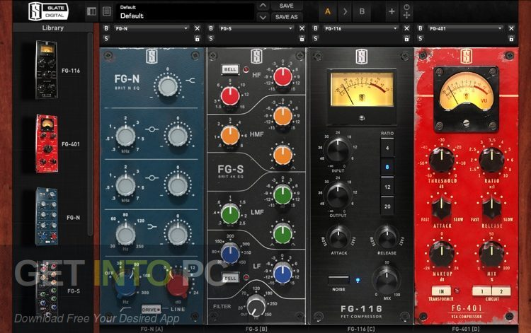 Slate Digital VMR Complete Bundle VST Direct Link Download-GetintoPC.com