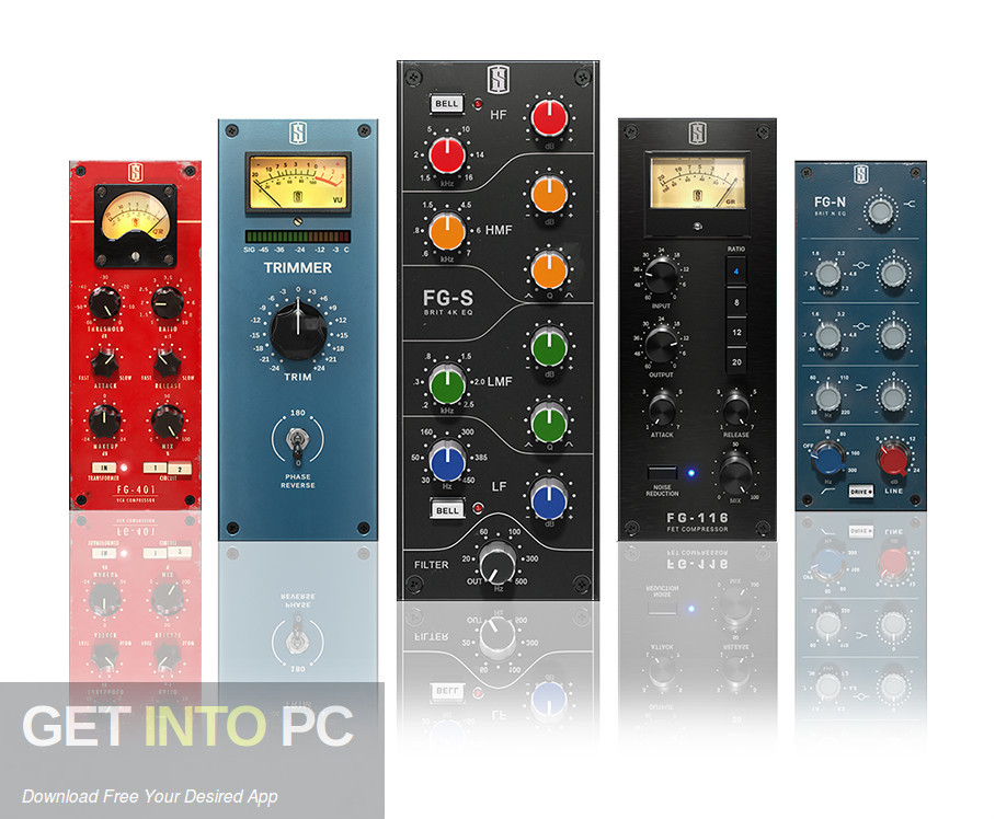 Slate Digital VMR Complete Bundle VST Latest Version Download-GetintoPC.com