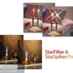 StarFilter and StarSpikes Pro Photoshop Plugin Free Download