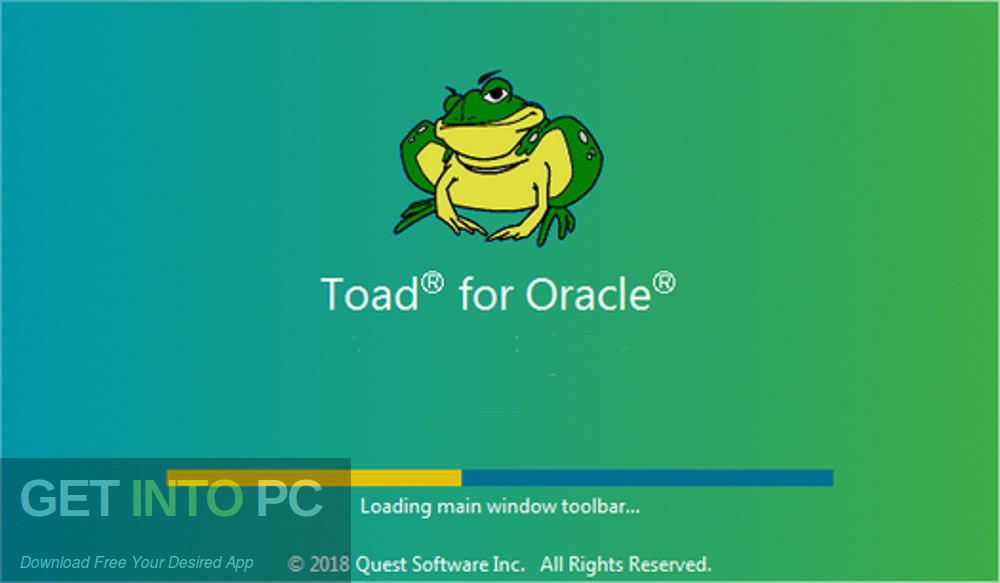 Toad for Oracle 2018 Free Download-GetintoPC.com