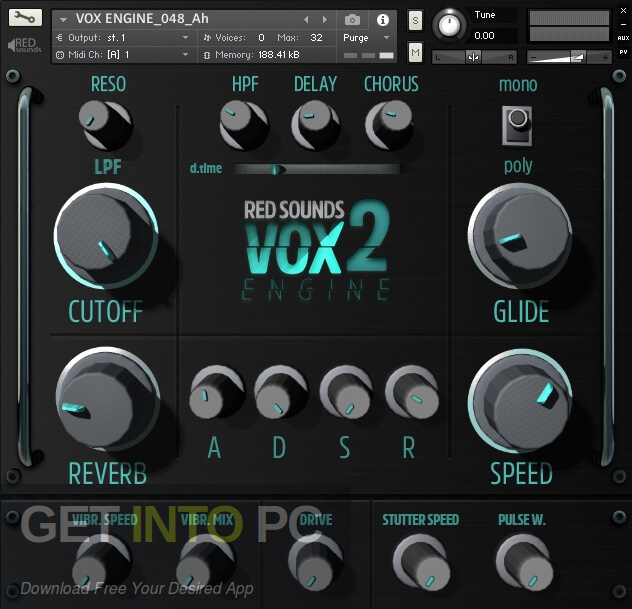 Vox Engine 2 For Kontakt Latest Version Download-GetintoPC.com
