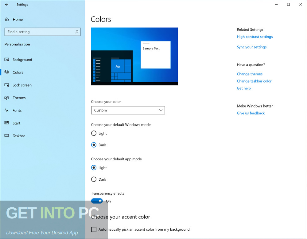 Windows 10 19H1 Latest Version Download-GetintoPC.com