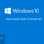 Windows 10 Home Build 10547 ISO Free Download