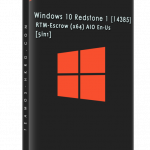 Windows 10 Redstone 1 14385 64 RTM ISO Free Download