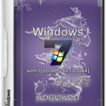 Windows 7 SP1 AIO x86 Oct 2016 Free Download