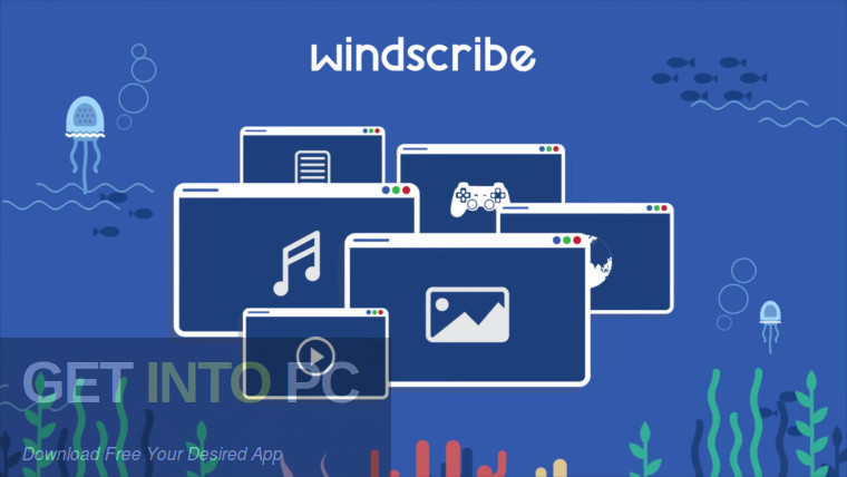 Windscribe Pro Free Download-GetintoPC.com