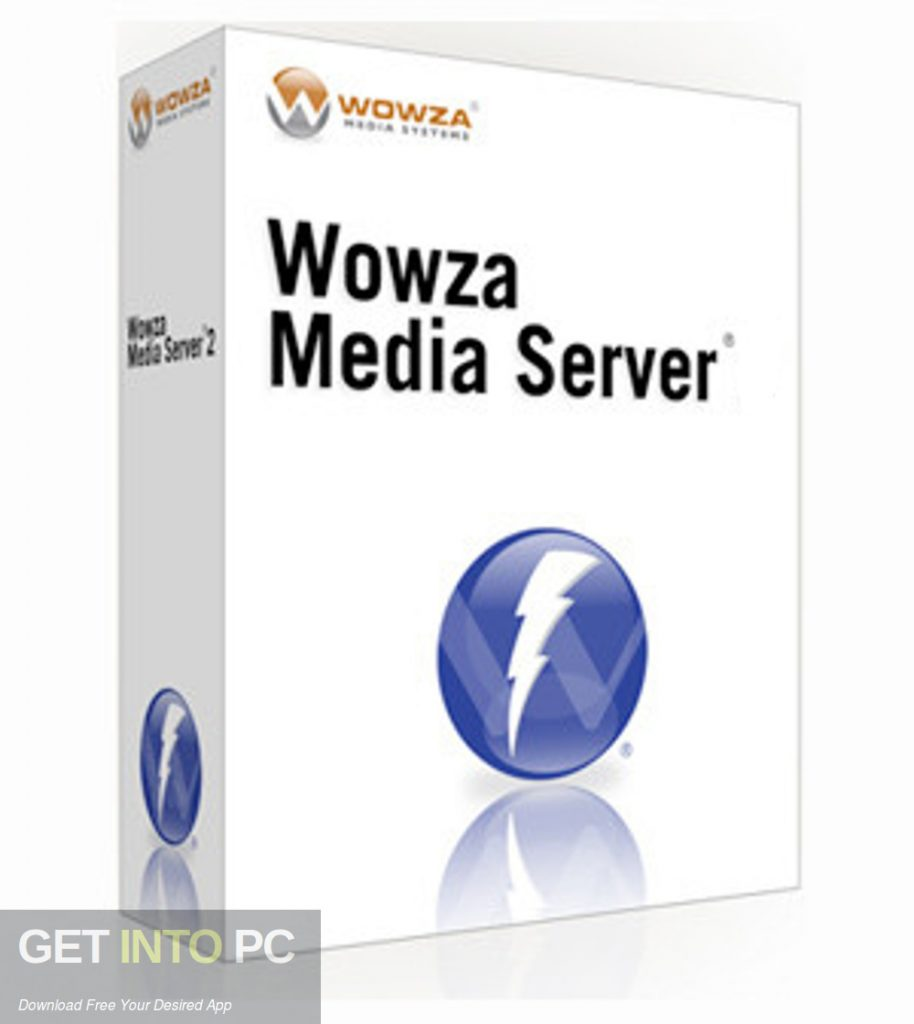 Wowza Media Server Free Download-GetintoPC.com
