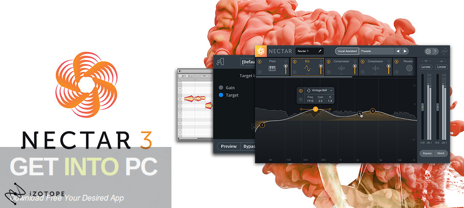 iZotope Nectar 3 Plugin Free Download-GetintoPC.com