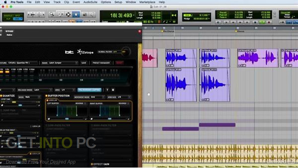 iZotope Stutter Edit for Mac Direct Link Download-GetintoPC.com