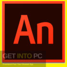 Adobe Animate CC 2019 for Mac Free Download-GetintoPC.com