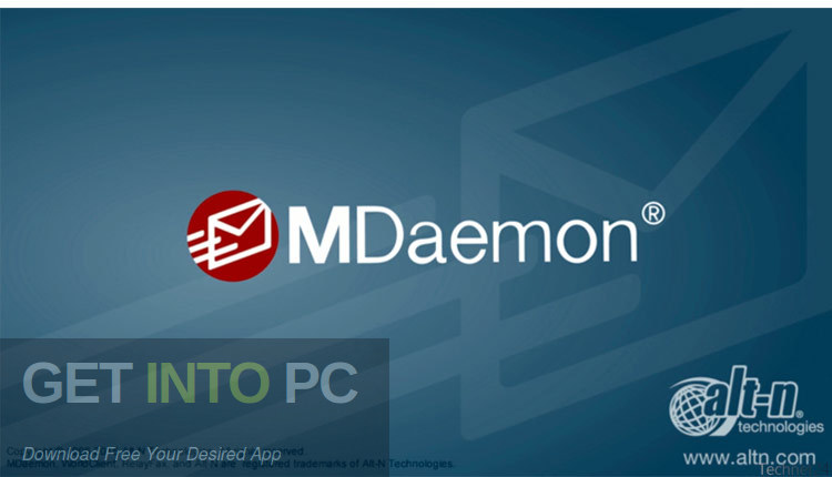 Alt-N MDaemon Email Server Free Download-GetintoPC.com