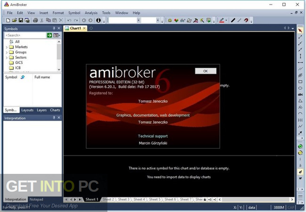 AmiBroker Professional Edition Direct Link Download-GetintoPC.com