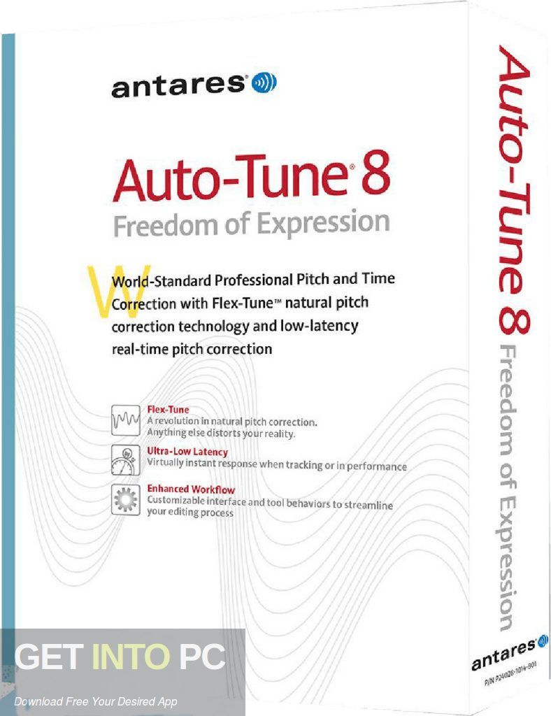 Antares Auto-Tune for Mac Free Download-GetintoPC.com