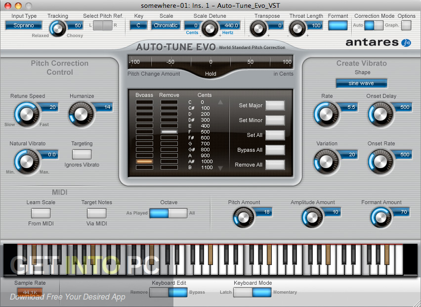 Antares Auto-Tune for Mac Latest Version Download-GetintoPC.com