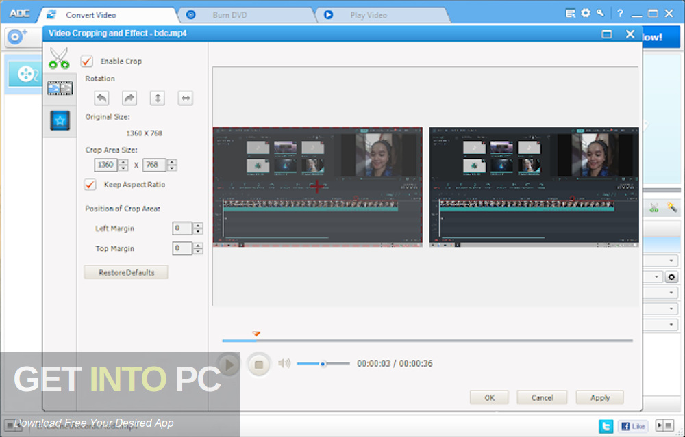 Any DVD Converter Professional 2019 Direct Link Download-GetintoPC.com