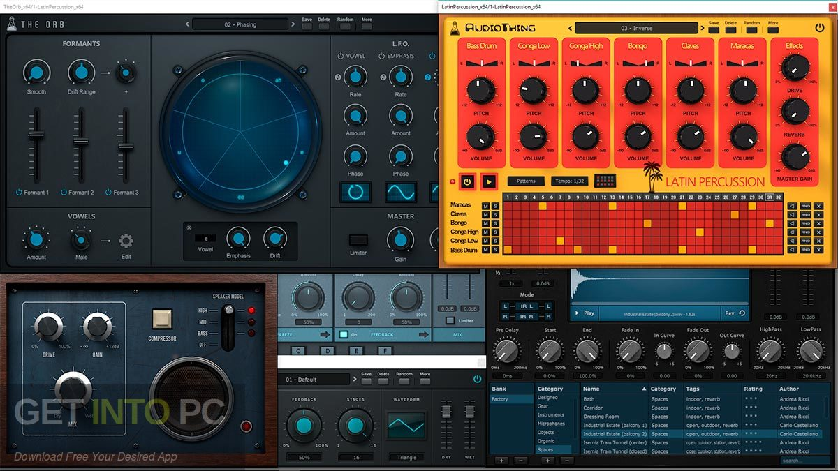 AudioThing Plugins Bundle VST Offline Installer Download-GetintoPC.com