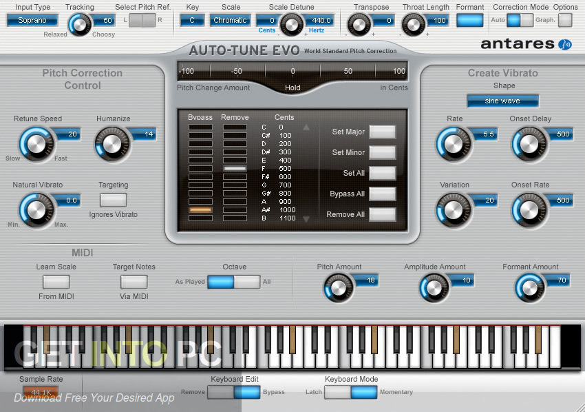 Antares auto-tune evo vst download free