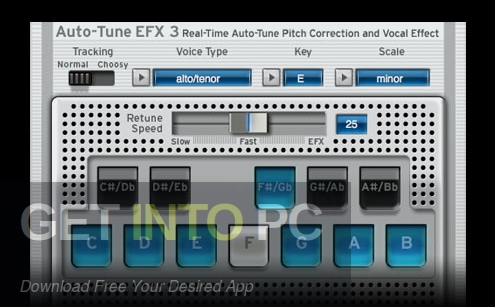 Auto-Tune EFX Latest Version Download-GetintoPC.com