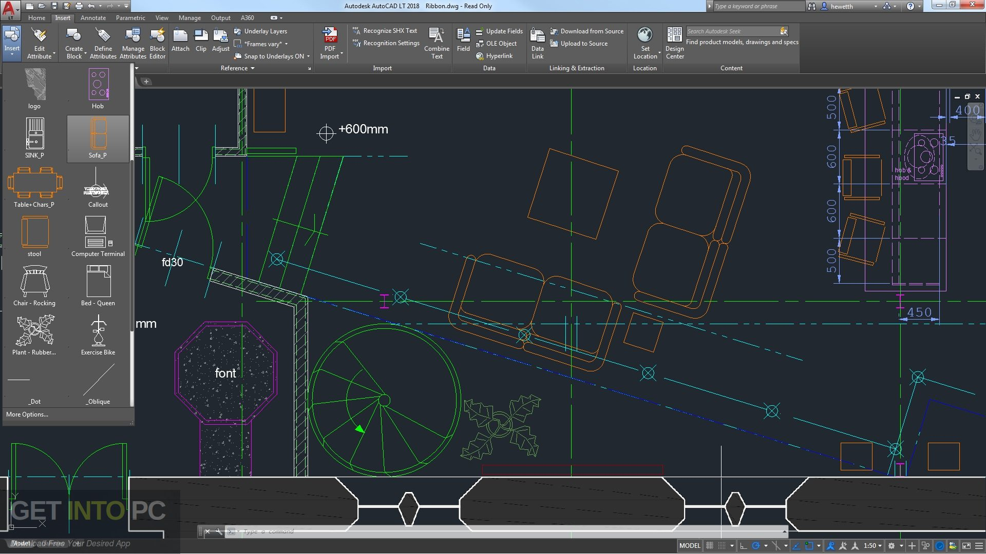 AutoCAD LT 2019 Offline Installer Download-GetintoPC.com