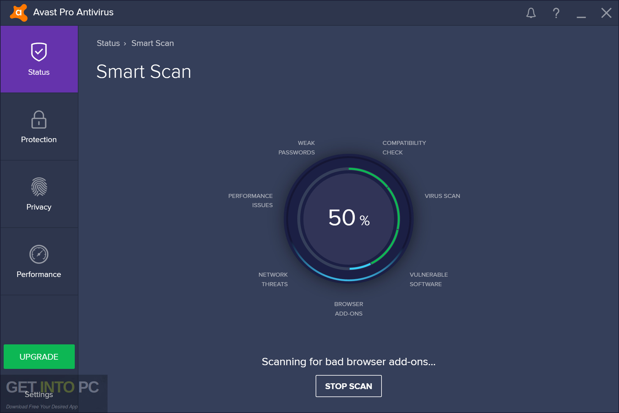 Avast Antivirus Pro 2019 Latest Version Download-GetintoPC.com