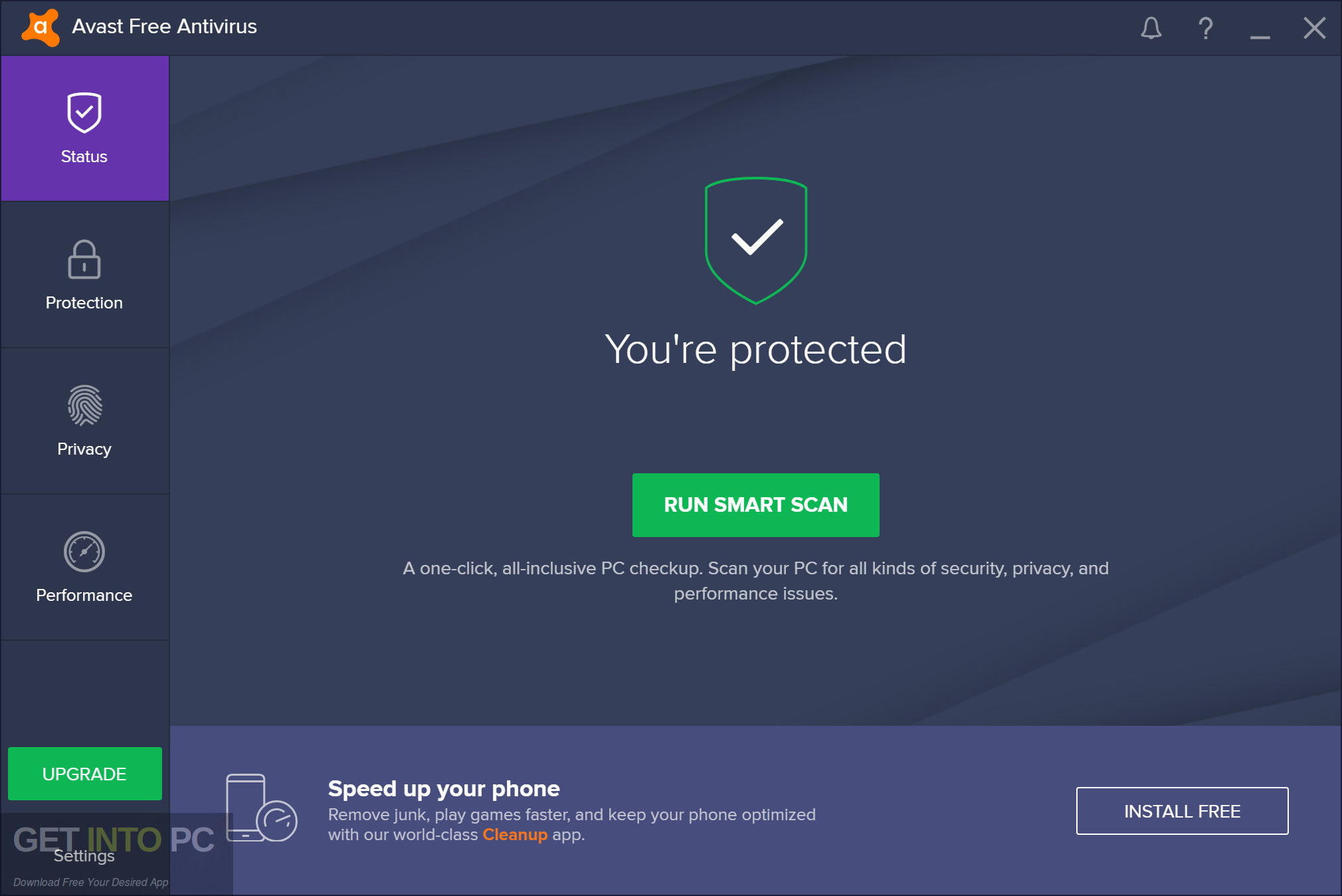 Avast Antivirus Pro 2019 Offline Installer Download-GetintoPC.com