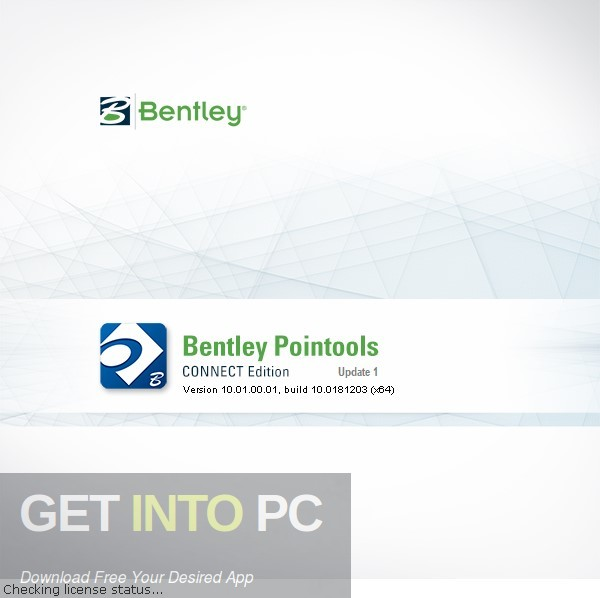 Bentley Pointools Connect Edition 2019 Free Download-GetintoPC.com