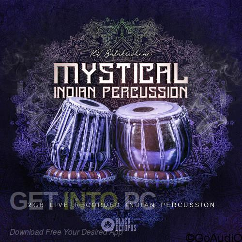 Black Octopus Mystical Indian Percussion KONTAKT Library VST Free Download-GetintoPC.com