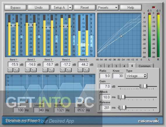 cakewalk sonitus fx plugin suite
