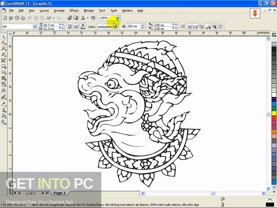 CorelDraw 12 Latest Version Download-GetintoPC.com