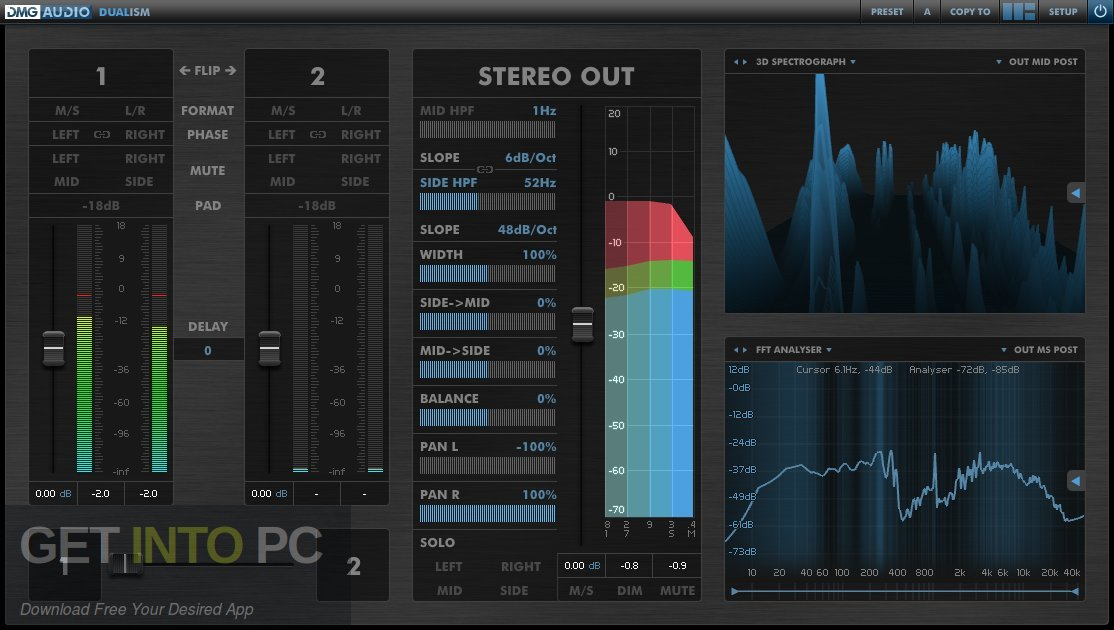 DMG Audio All VST Plugin Bundle Direct Link Download-GetintoPC.com