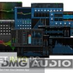 DMG Audio All VST Plugin Bundle Free Download