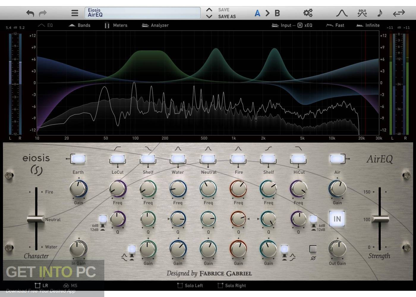 Eiosis AirEQ Premium VST Plugin Latest Version Download-GetintoPC.com