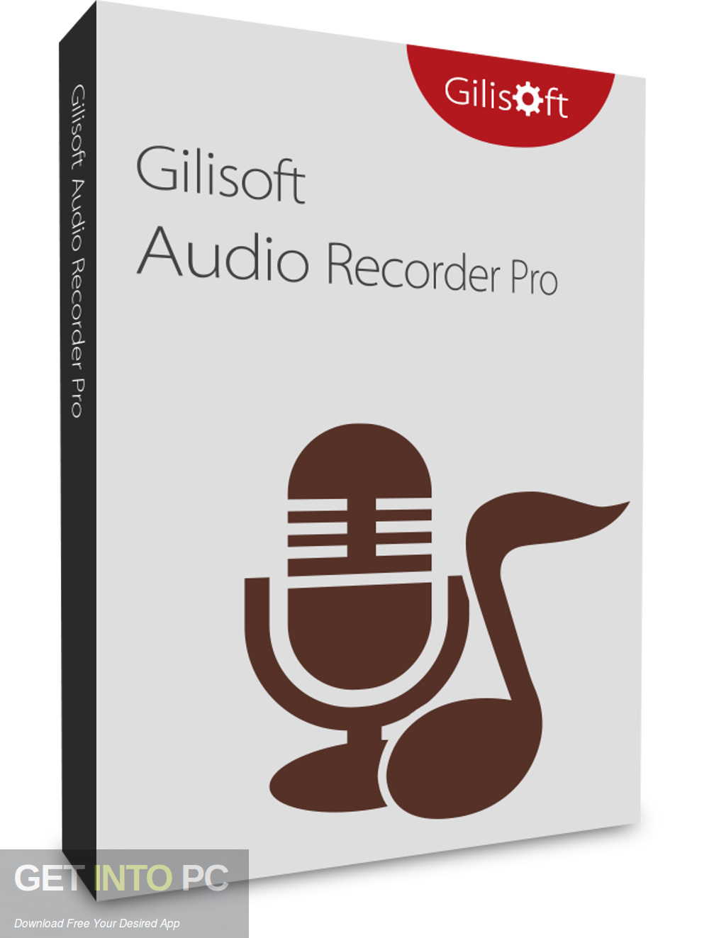 GiliSoft Audio Recorder Pro Free Download-GetintoPC.com