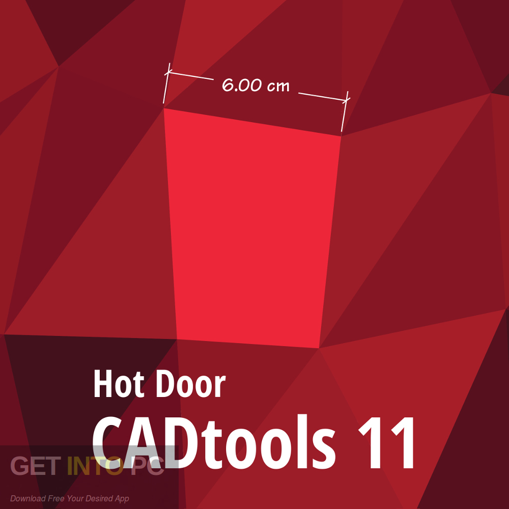 Hot Door CADtools for Adobe Illustrator Free DOwnload-GetintoPC.com
