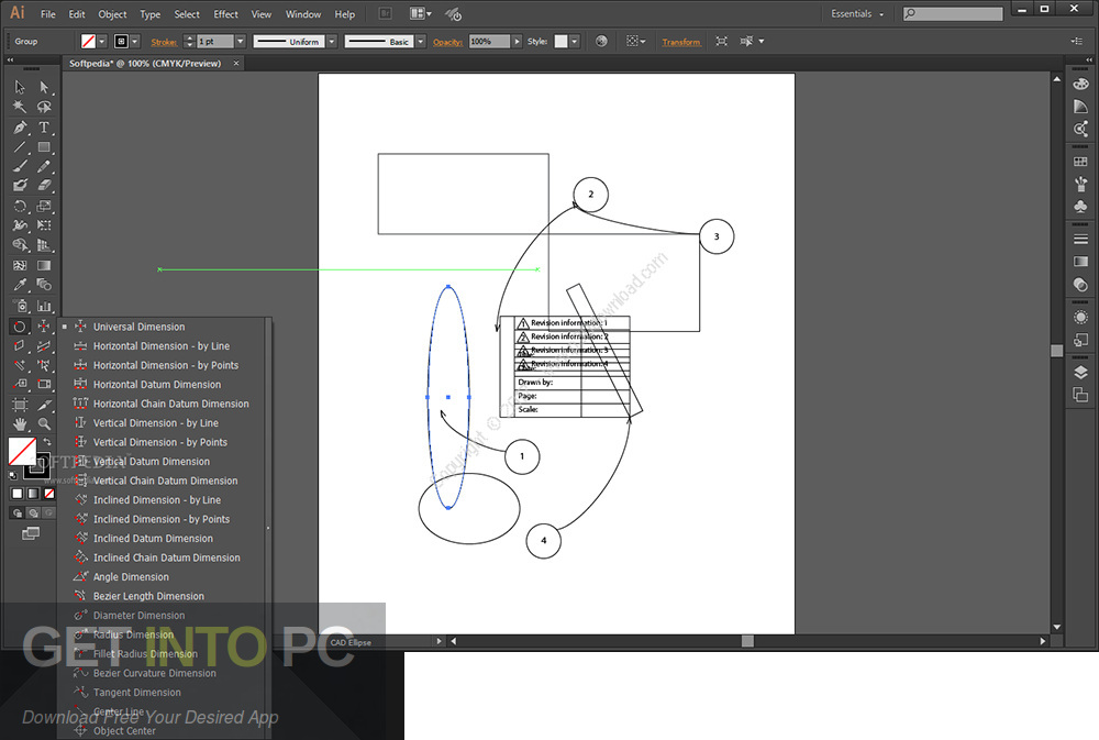Hot Door CADtools for Adobe Illustrator Latest Version Download-GetintoPC.com