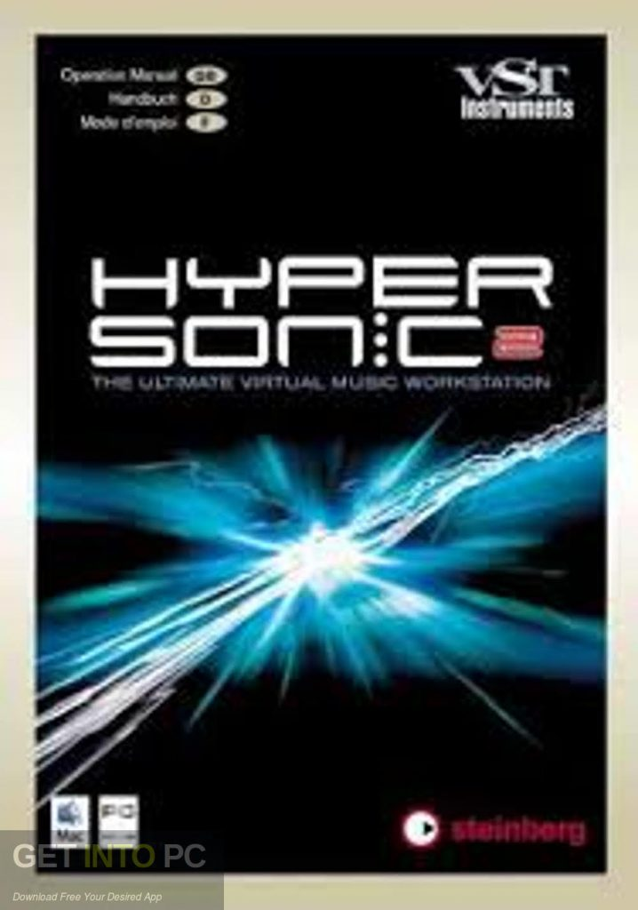 Free] how to download steinberg hypersonic [hypersonic vst crack.