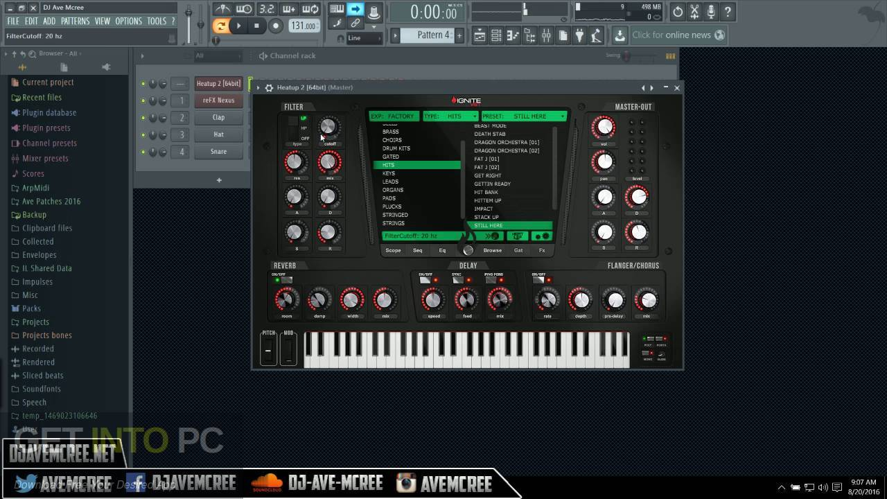 Ignite Heat Up v2 VST + Update Offline Installer Download-GetintoPC.com