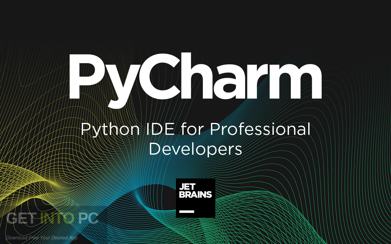 JetBrains PyCharm Pro 2018 for Mac OS Free Download-GetintoPC.com