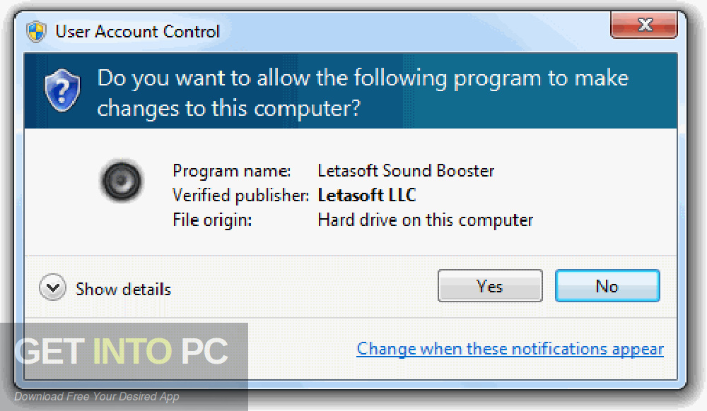 Letasoft Sound Booster Latest Version Download-GetintoPC.com