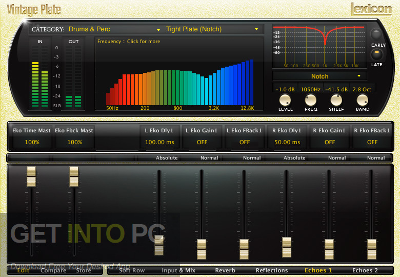 Lexicon Reverb Bundle VST Latest Version Download-GetintoPC.com