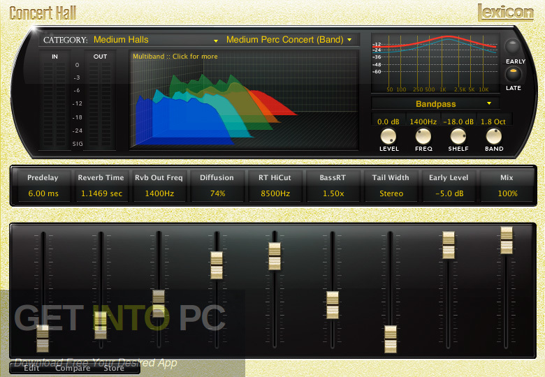 Lexicon Reverb Bundle VST Offline Installer Download-GetintoPC.com