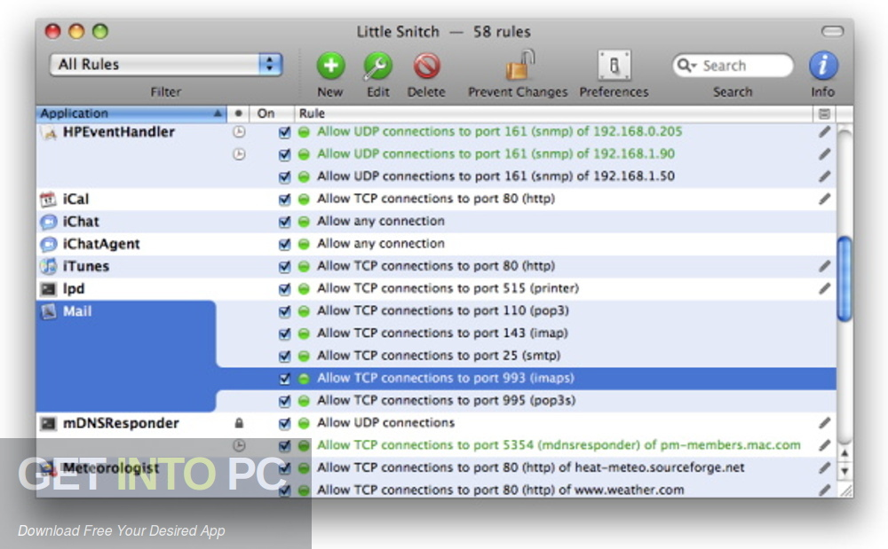Little Snitch for Mac OS X Latest Version Download-GetintoPC.com