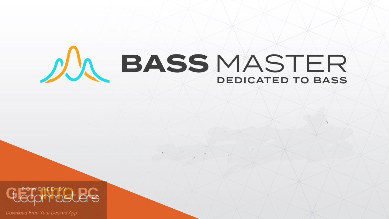 Loopmasters Bass Master VST Plugin Free Download-GetintoPC.com