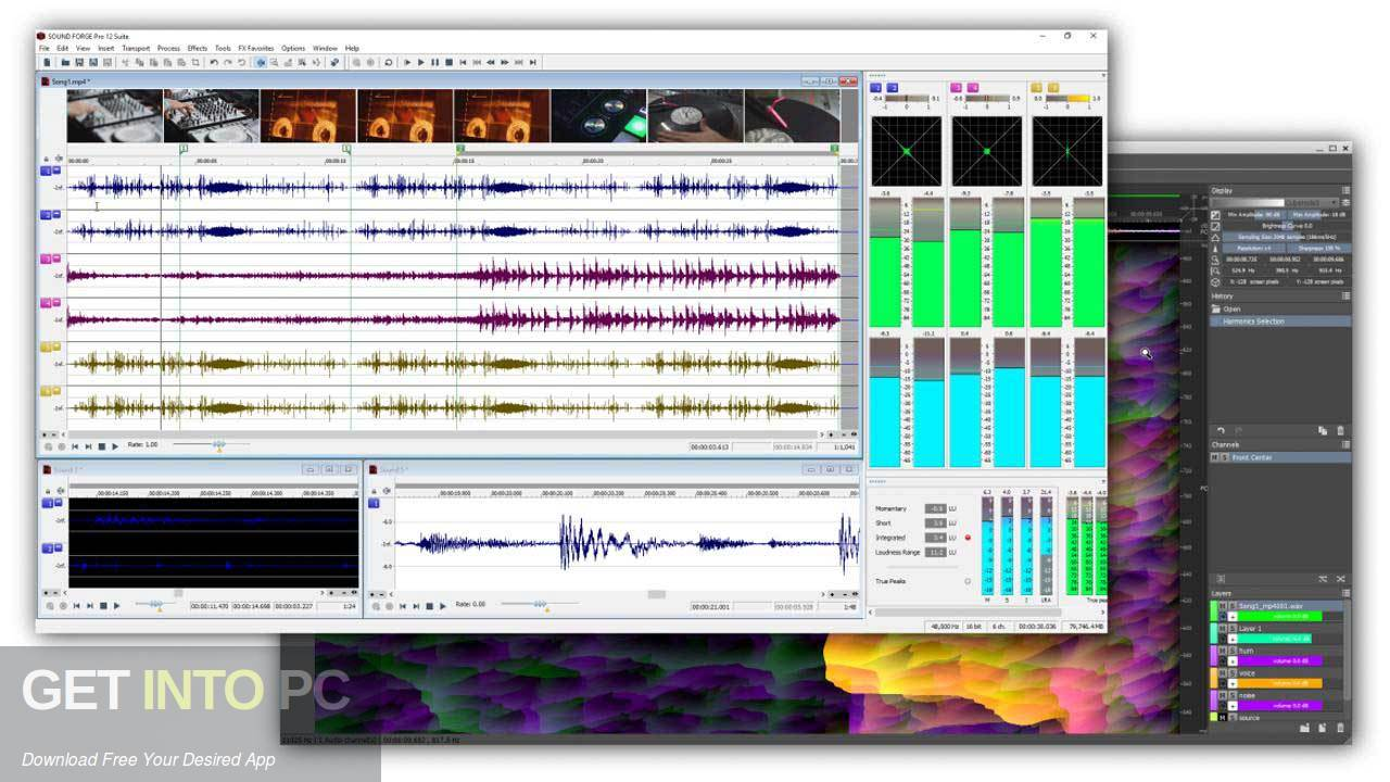 MAGIX SOUND FORGE Audio Studio 2019 Direct Link Download-GetintoPC.com