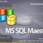 MS SQL Maestro 2019 Free Download-GetintoPC.com