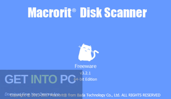 Macrorit Disk Scanner Free Download-GetintoPC.com