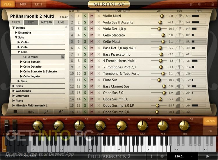 Miroslav Philharmonik VST Offline Installer Download-GetintoPC.com