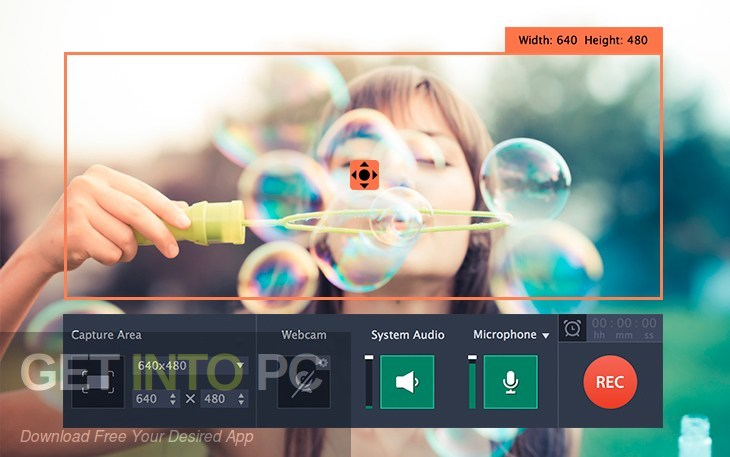 Movavi Screen Recorder Studio 2019 Offline Installer Download-GetintoPC.com