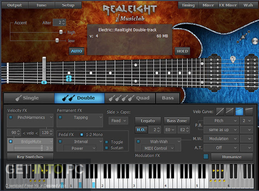MusicLab RealEight for Windows Latest Version Download-GetintoPC.com